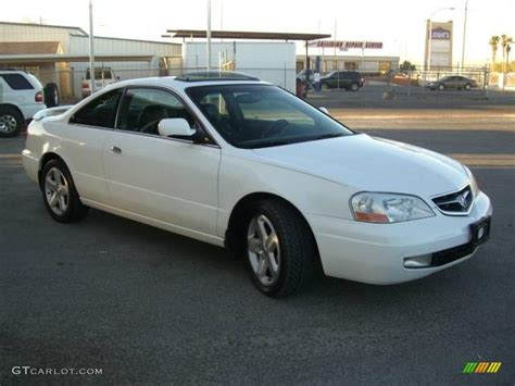 2001 taffeta white acura cl 3 2 type s 19493172