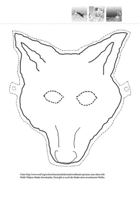 wolf vorlagen kostenlos die besten 25 wolfsmaske ideen auf mascara masken und karnevalsmasken