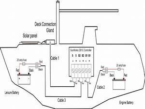 Marine Battery Isolator Wiring Diagram For Outboard