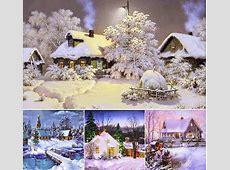 Winterlandschaften Weihnachtsbilder lizenzfrei kostenlos