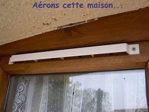 Aerateur De Fenetre : comment poser grille aeration fenetre la r ponse est sur ~ Premium-room.com Idées de Décoration
