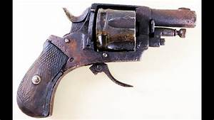 Old Wrecked Revolver