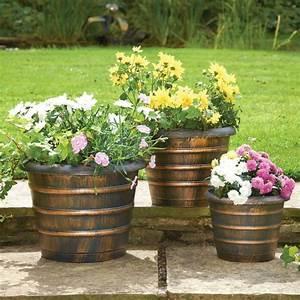 Beehive, Garden, Planters, 3, Pack