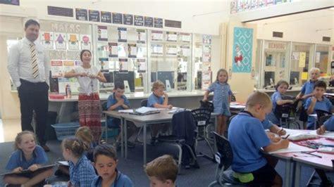 belajar  gedung sekolah  australia kurangi tembok