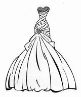 Coloring Pages Clothing Printable Popular sketch template