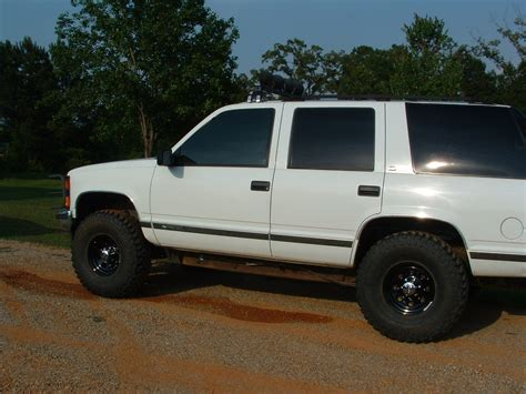 all car manuals free 1997 chevrolet tahoe electronic throttle control 06vistastang 1997 chevrolet tahoe specs photos modification info at cardomain