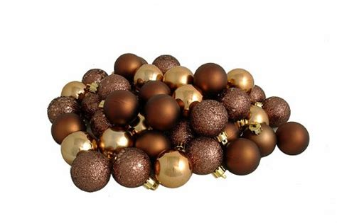 inspiration for brown decorations infobarrel - Brown Christmas Ornaments