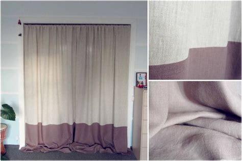 rideaux pret a poser heytens osez les rideaux bicolores floriane lemari 233