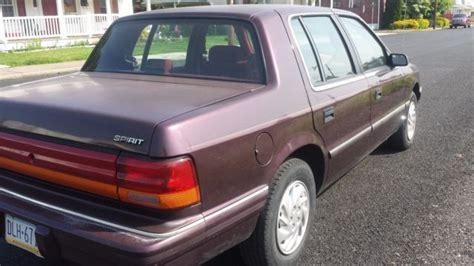 Dodge Spirit For Sale