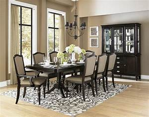 Homelegance Marston 10 Piece Double Pedestal Dining Room