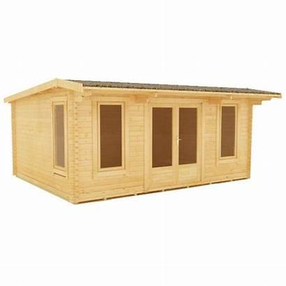 Log Cabin 44mm Tigersheds Cabins Richard Sheds