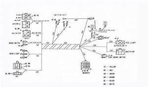 English Kazuma 50cc Atv Wiring Diagram
