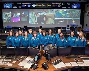 Photo: NASA's women astronauts (3.2017) - collectSPACE ...