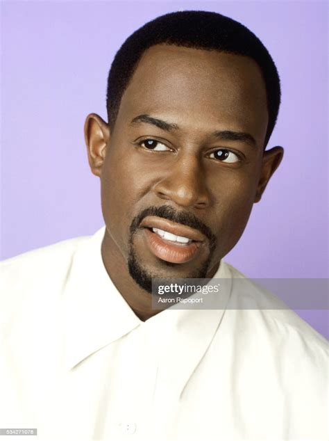 Martin Lawrence shot for Fox Broadcasting on the set of ...