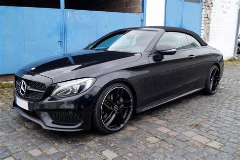 Mercedes Benz Cklasse Cabrio  Deluxe Wheels Deutschland Gmbh