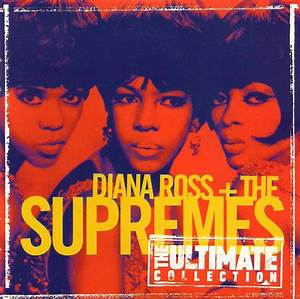 Diana Ross + The Supremes