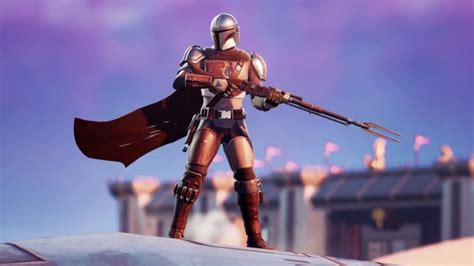 The Mandalorian and Baby Yoda Join Fortnite! – Everything ...