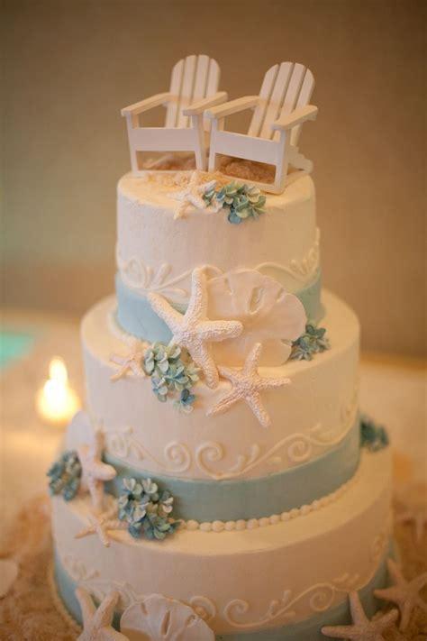25 Best Ideas About Beach Wedding Cakes On Pinterest