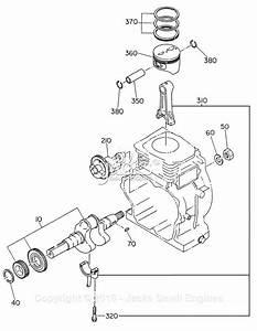 Robin  Subaru Eh25 Parts Diagram For Crankshaft  Piston