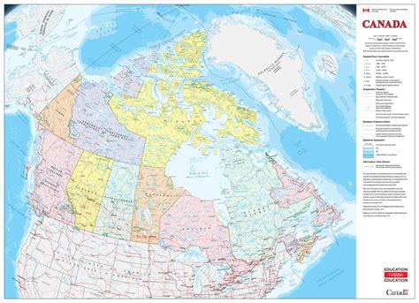 rip proof classroom map  canada