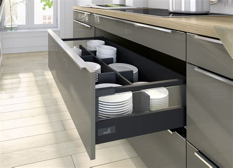 hettich kitchen design hettich bringing hinges and drawer systems to iwf 1611