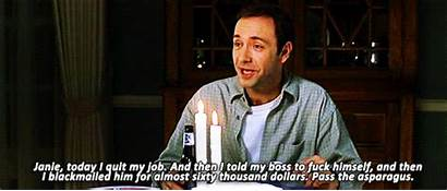 Spacey Kevin Job Quit American Beauty Quotes