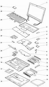 System Service Parts - Thinkpad X220  X220i