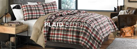 shop plaid bedding plaid sheets comforters