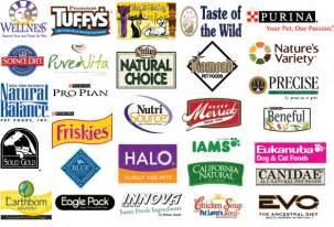 cat food brands pet food brands
