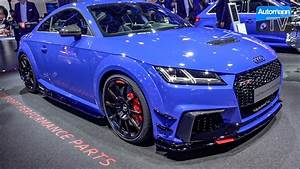 Audi Tt Rs 2018 : 2018 audi tt rs performance parts automanntalks youtube ~ Medecine-chirurgie-esthetiques.com Avis de Voitures
