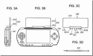 Unreleased Psp Accessories Add Touch Screen And Cellphone