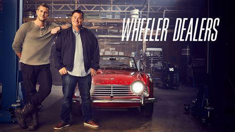 Wheeler Dealers episodes