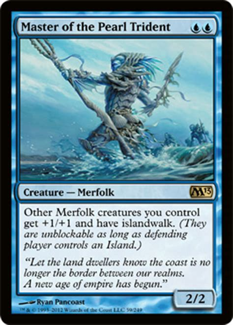 mtg merfolk deck budget recoculous magic the gathering articles 187 top 10 best