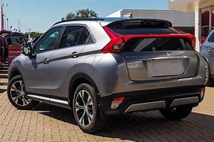 2017 Mitsubishi Eclipse Cross Exceed Constantly Variable