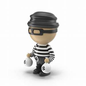 Cartoon Male Thief PNG Images PSDs For Download