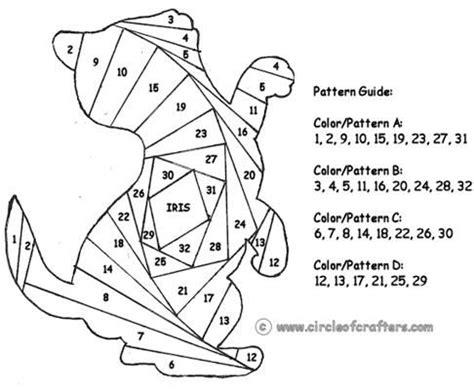 iris folding images  pinterest