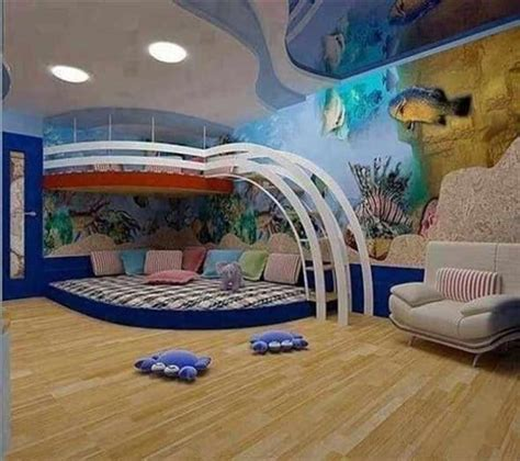 awesome themed bedrooms   kid  love