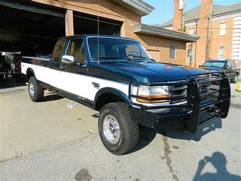 F250 Turbo Diesel Mpg by 1995 Ford F250 Powerstroke Diesel Mpg