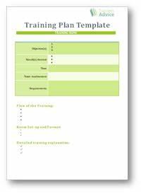 New Hire Training Plan Template Training Plan Template Cyberuse
