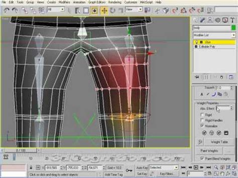 flex muscles rigging in 3ds max tutorial 3ds max rigging tutorial fix the rig 1 Inspirational