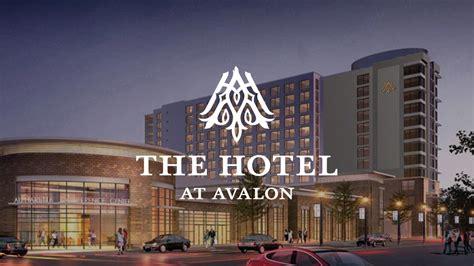 hotel avalon alpharetta ga