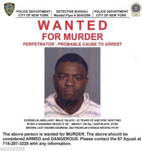 Murder suspect arrested by NYPD who collared him for ...