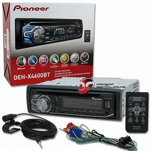 2014 Pioneer 1din Car Stereo Cd Player With Bluetooth Pandora Support   Remote