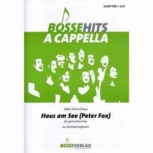Peter Fox Das Haus Am See : haus am see fox peter bosse743 ~ Markanthonyermac.com Haus und Dekorationen