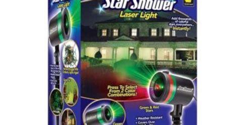 Star Shower Laser Light Projector (as Seen On Tv)-9400-6
