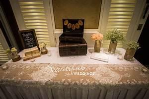Gift Table - Beautiful Weddings