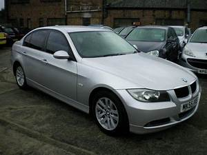 Bmw 320d 2005 : used bmw 3 series 2005 diesel 320d se 4dr saloon silver automatic for sale in wembley uk autopazar ~ Medecine-chirurgie-esthetiques.com Avis de Voitures