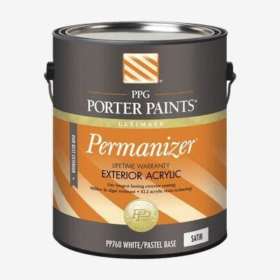 Permanizer Exterior Acrylic Latex  Professional Quality