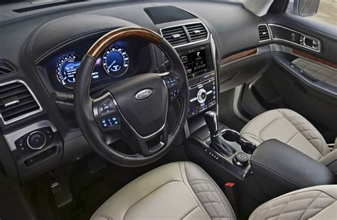 ford explorer hybrid release date price exterior