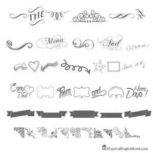 Fonts Free Chalkboard Dingbats Borders